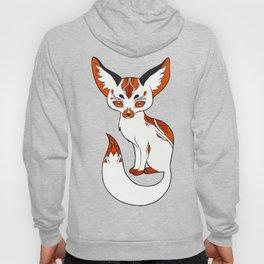Mysterious Fox Hoody