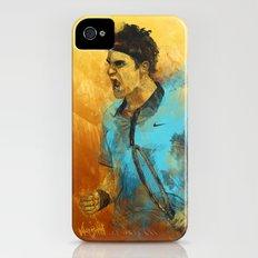 Roger Federer iPhone (4, 4s) Slim Case