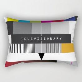 No Signal-1 Rectangular Pillow