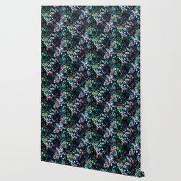 Night Garden Wallpaper