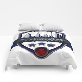 Toronto Gaming Comforters