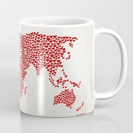 Love, You Are My World Coffee Mug