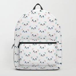 Cute Bear Cub Face Backpack