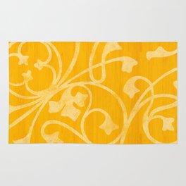 Rejas Yellow Rug
