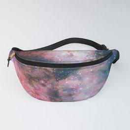 The Carina Nebula Astrophotography Space Art Fanny Pack