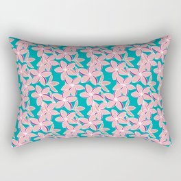 Frangipani 3 Rectangular Pillow