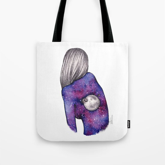 Every person is a world III Tote Bag