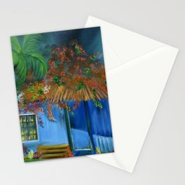 Leis 4 Sale at the Upcountry Cottage Stationery Cards