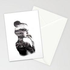 Vagabond // Fashion Illustration Stationery Cards