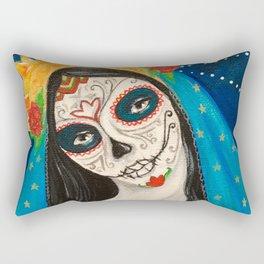 Mary Muerta Rectangular Pillow