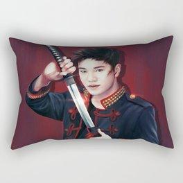 I Need a Hero Rectangular Pillow