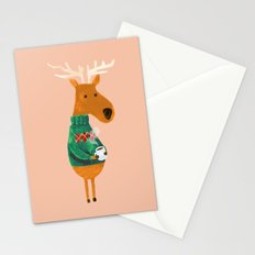 Hot Coffee Stationery Cards