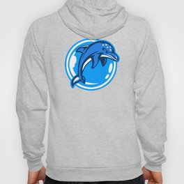 The Ecco Dolphins Hoody