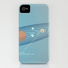You Mean the World To Me Slim Case iPhone (4, 4s)