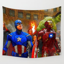 The Ultimate Leader Wall Tapestry