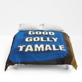 Good Golly Tamale Comforters
