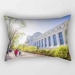 Smithsonian National Museum of Natural History Rectangular Pillow