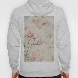 pink magnolia blossoms ... Hoody