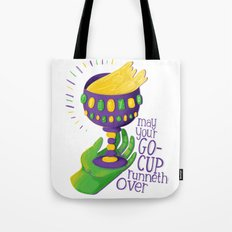 Go-Cups Tote Bag