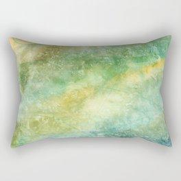 Unity - 23 Watercolor painting Rectangular Pillow