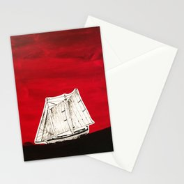 Hell or High Water Stationery Cards