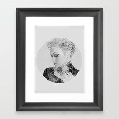 Reverie 01 Framed Art Print