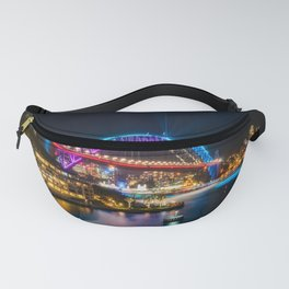 Bridging the gap: from the past and into the future Fanny Pack