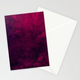 Grunge Pink Stationery Cards