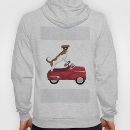 Driving Dog Hoody