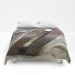 Chilean Mill Wheels Comforters