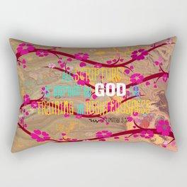 2 Timothy 3:16 Rectangular Pillow