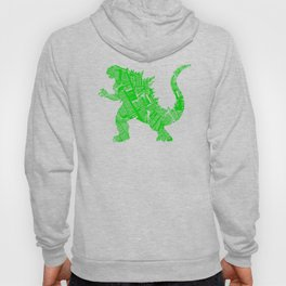 Japanese Monster - II Hoody