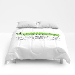 Head to Butt Comforters