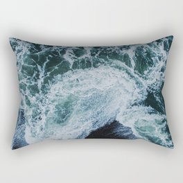 Sea 9 Rectangular Pillow