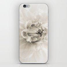 Spring Dahlia II - Be Strong iPhone & iPod Skin