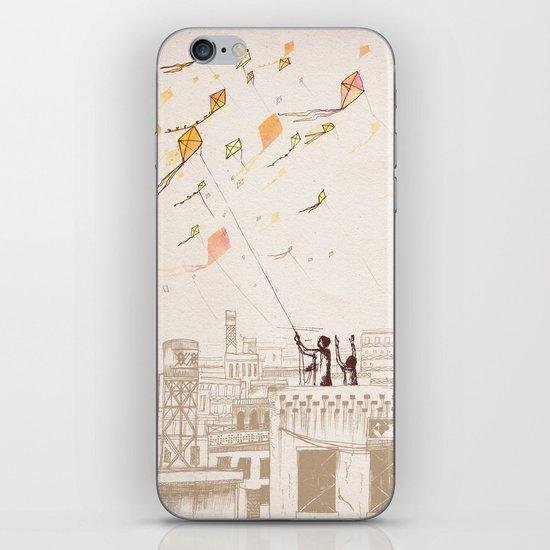 Komal iPhone & iPod Skin