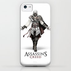 Ezio Auditore from Assassin's Creed - Color Sketch Work iPhone 5c Slim Case