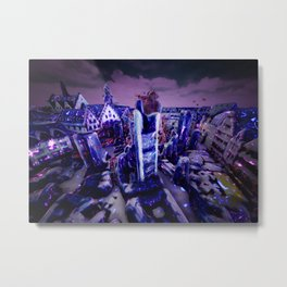 THE TOWER Metal Print