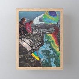 Acid House Framed Mini Art Print