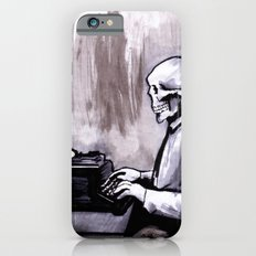 One Of Those On Whom Nothing Is Lost iPhone 6s Slim Case