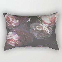 FADING ROSES Rectangular Pillow