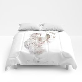 Fade-out Comforters