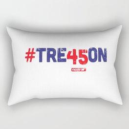 Treason 45 Rectangular Pillow