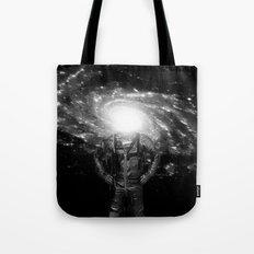 Mr. Galaxy Tote Bag