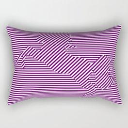 Pattern horse Rectangular Pillow