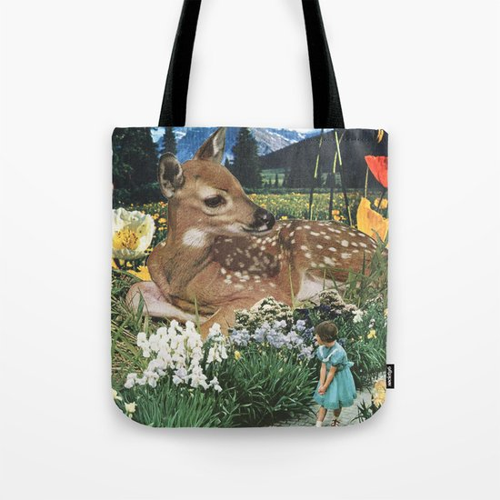 Discovery Tote Bag