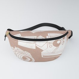 Weapons Of Mass Creation - Photography (white) Fanny Pack