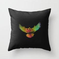 F-16 Throw Pillow