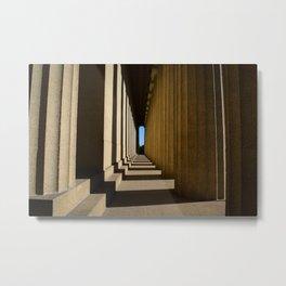 Parthenon Metal Print