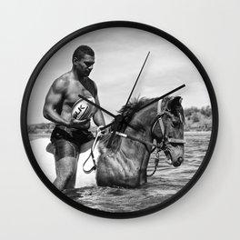 Fiji Rugby - Jonetani Ralulu Wall Clock